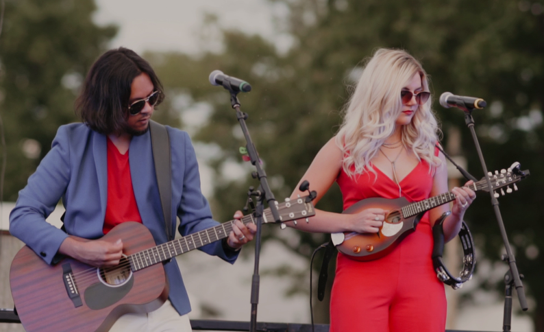 Lily & Anthony at Red, White, and BOOM Cookeville 2019
