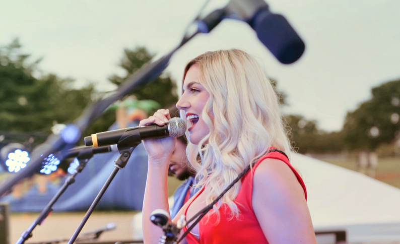 Lily at Red, White, and BOOM Cookeville 2019