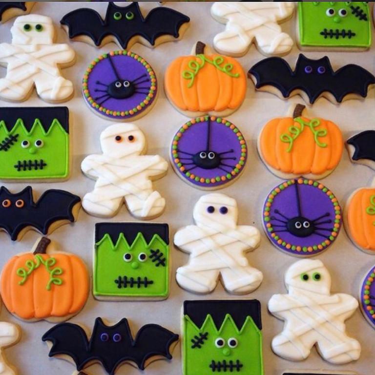 10/23 Cookie Art Craft Class