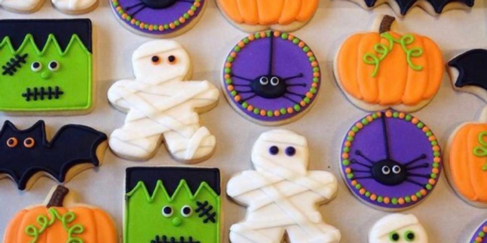 10/24 Cookie Art Craft Class
