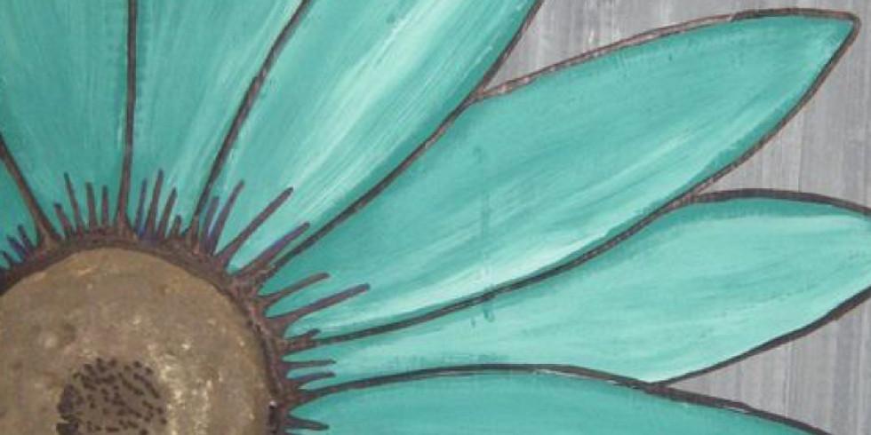 10/28 Rustic Flower
