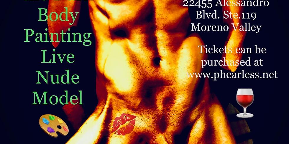 03/14 Live Male Model