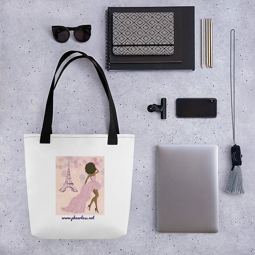 A Sunday in Paris Tote