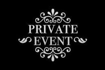 10/05 Private Event
