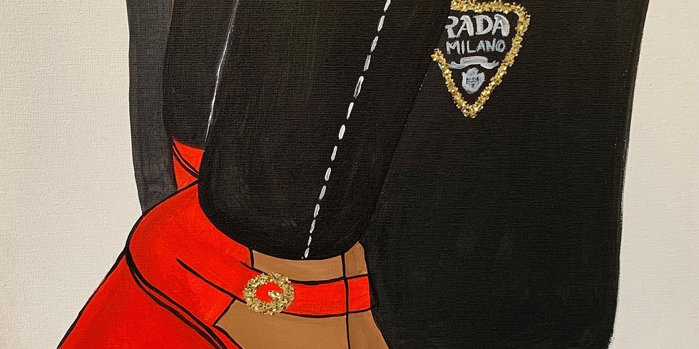 03/12 Prada Sip & Paint (In-Studio or Virtually)