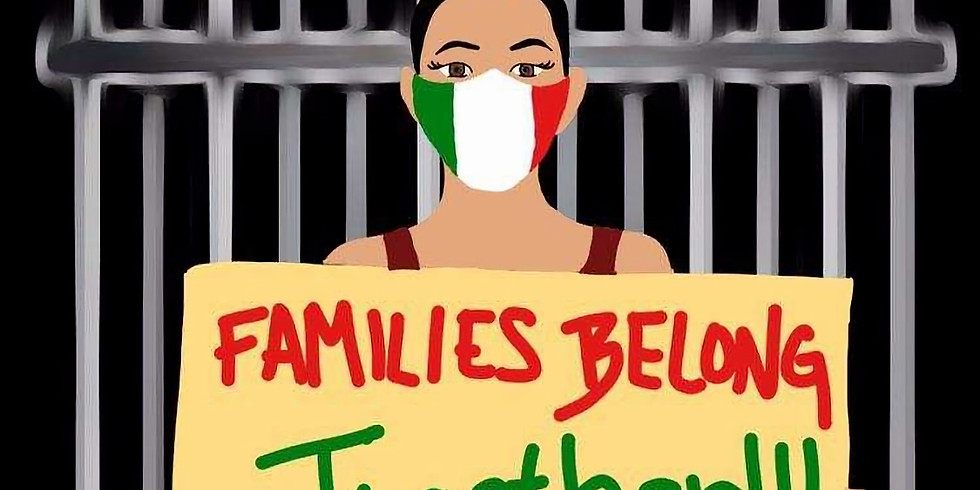 08/16 Families Belong Together (In-Studio or Virtual) Sip & Paint