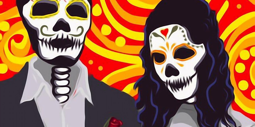 10/18 Te Amo  Sip & Paint (In-Studio or Virtually)