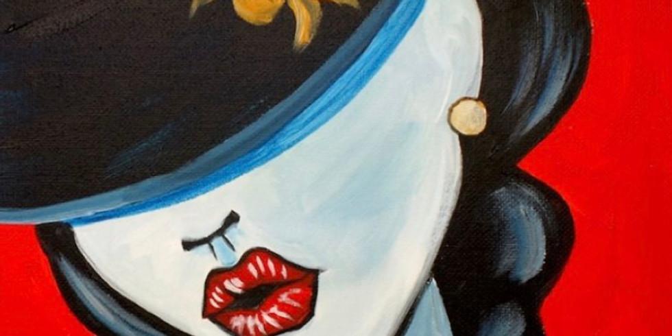 12/27 Pinup Gal Sip & Paint (1)