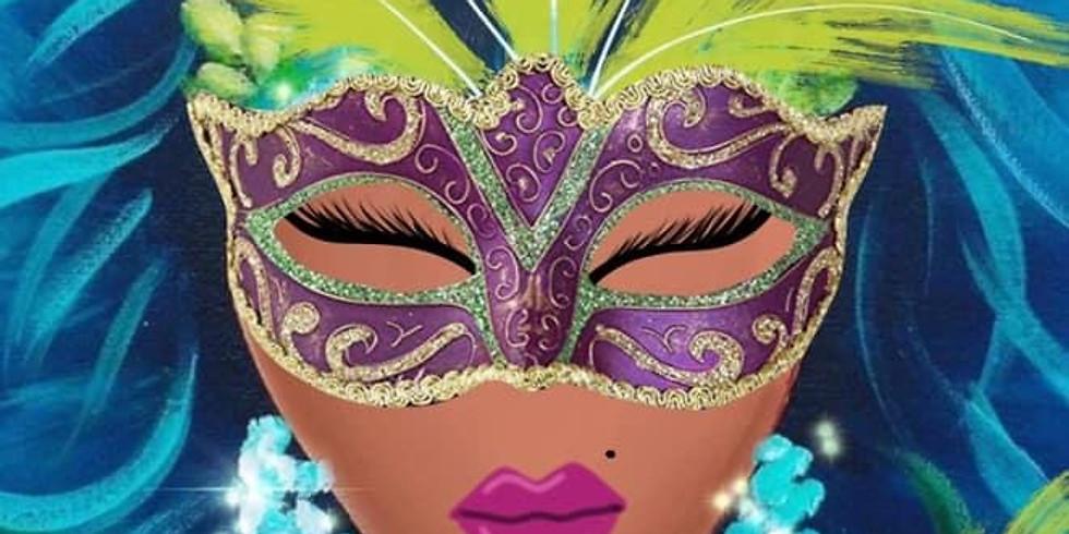 08/21 Carnival (In-Studio or Virtual) SIp & Paint
