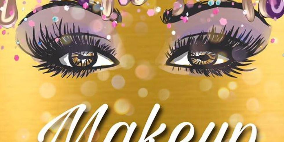 11/20 Makeup Is My Art Sip & Paint (In-Studio or Virtually)