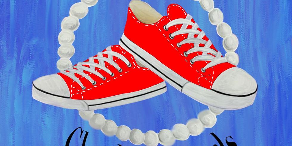 03/14 Chucks & Pearls Sip & Paint (In-Studio or Virtually)