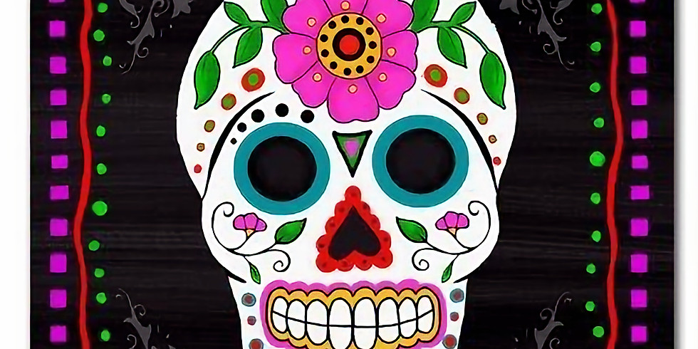 11/01 Dia Los Muertos (Glow in the Dark)