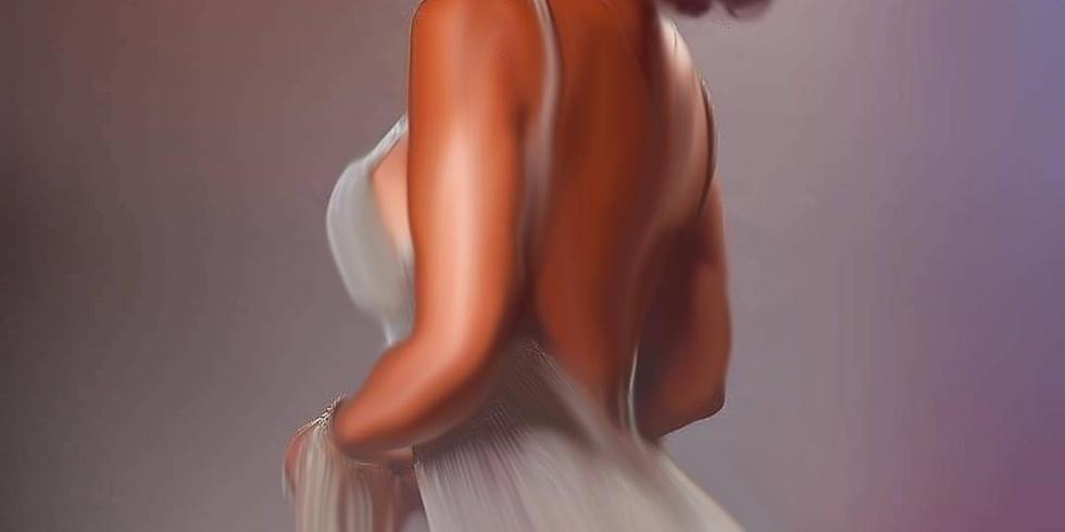 04/03 Roaring Twenties Sip and Paint (In-Studio or Virtually)