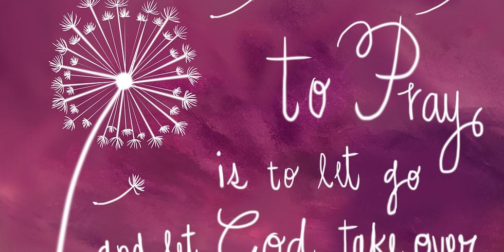 09/23 Let Go & Let God