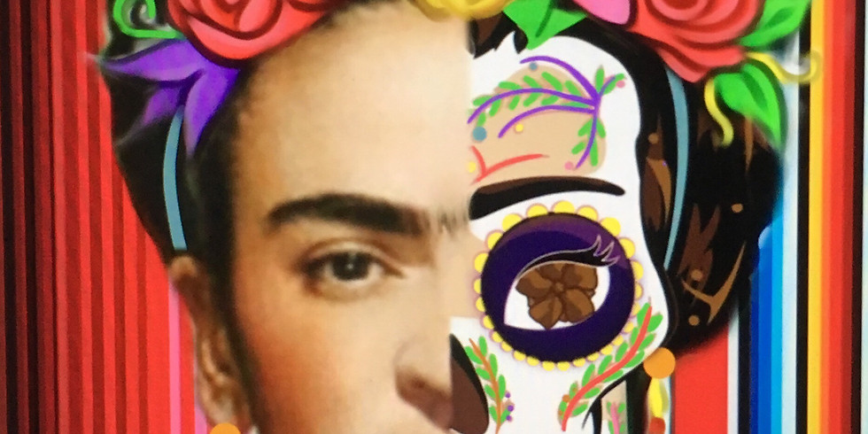 11/03 Frida Dia Los Muertos