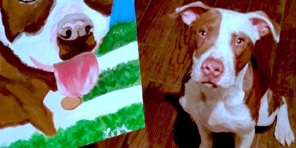 11/25 Paint Your Pet