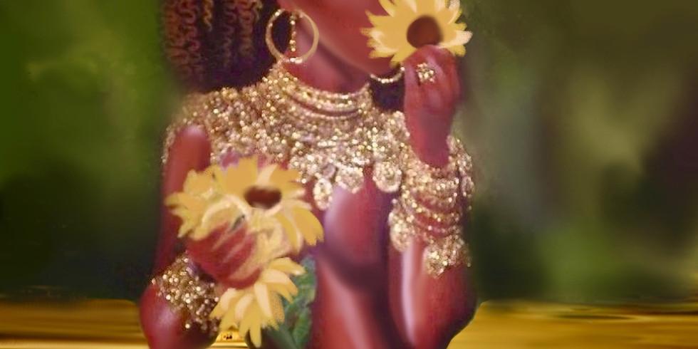 10/22 Goddess Sip & Paint  (In-Studio or Virtually)
