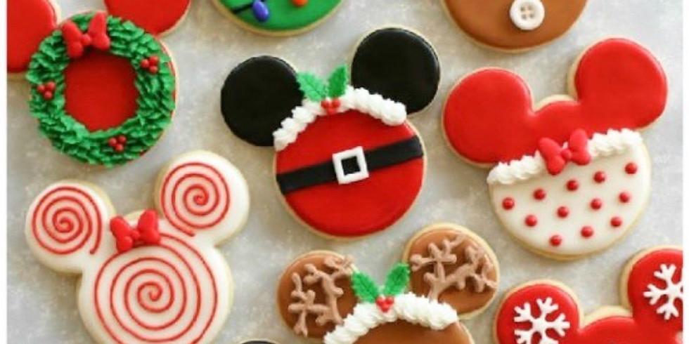 12/19  Cookie Art Craft Class