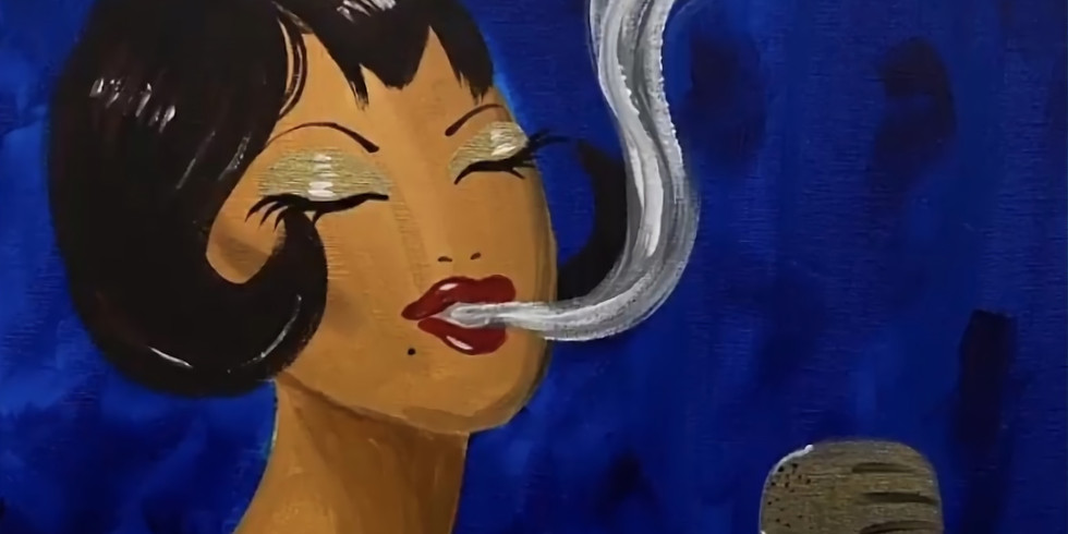 09/04 Pin Up Sip & Paint  (In-Studio or Virtually)