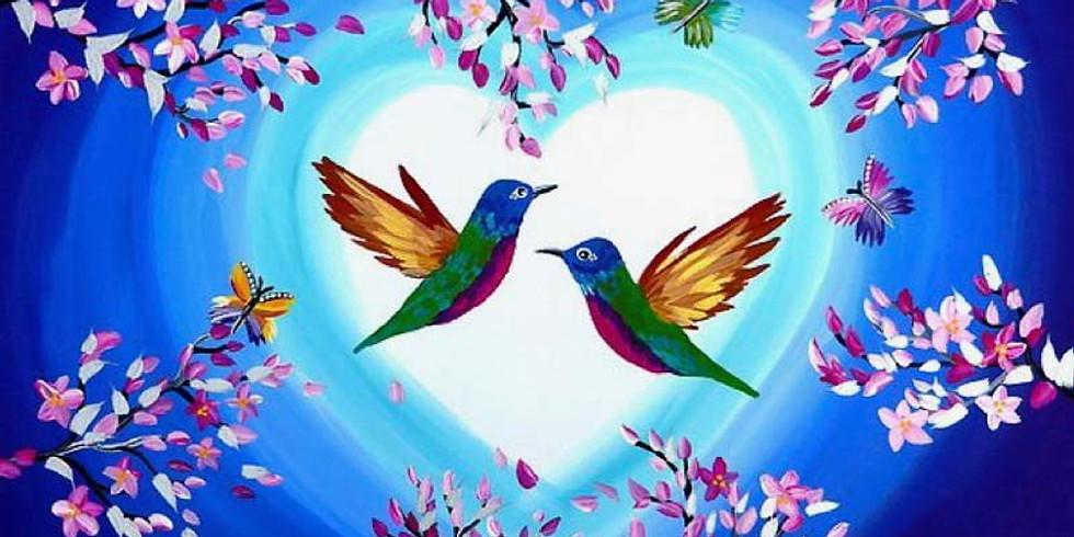 02/14 Love Birds
