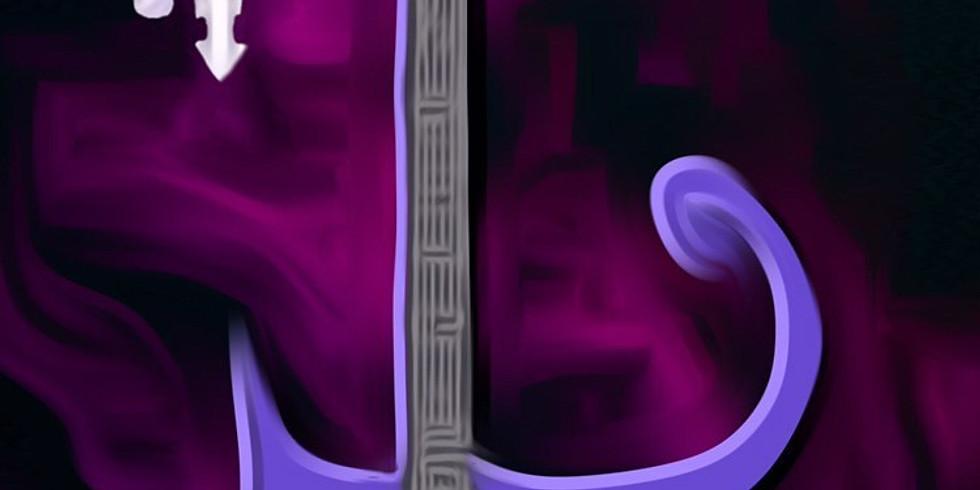 09/12  Purple Rain Sip & Paint  (In-Studio or Virtually)