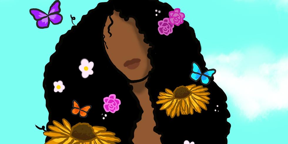 07/25 Bloom (In-Studio or Virtual) SIp & Paint