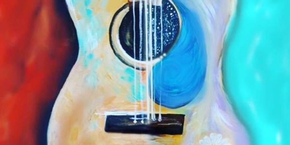 01/24 Chords Sip & Paint (In-Studio or Virtually)