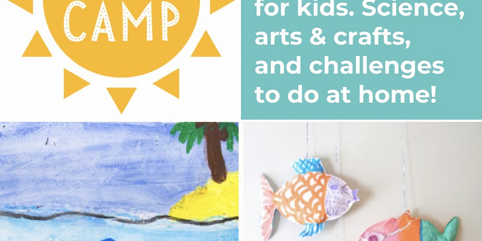Phearless Art Camp (Virtually)