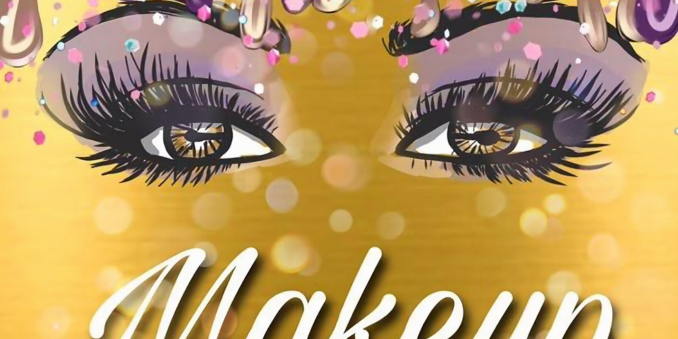 04/24 Makeup Is My Art Sip & Paint (In-Studio or Virtually)