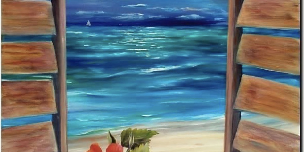06/02 Paradise Sip and Paint