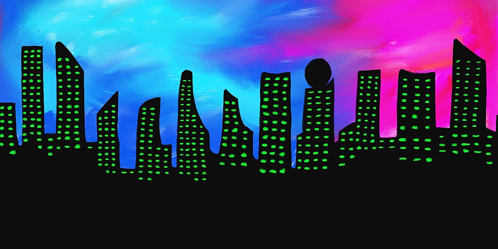 01/25 City Lights (Glow in the Dark)