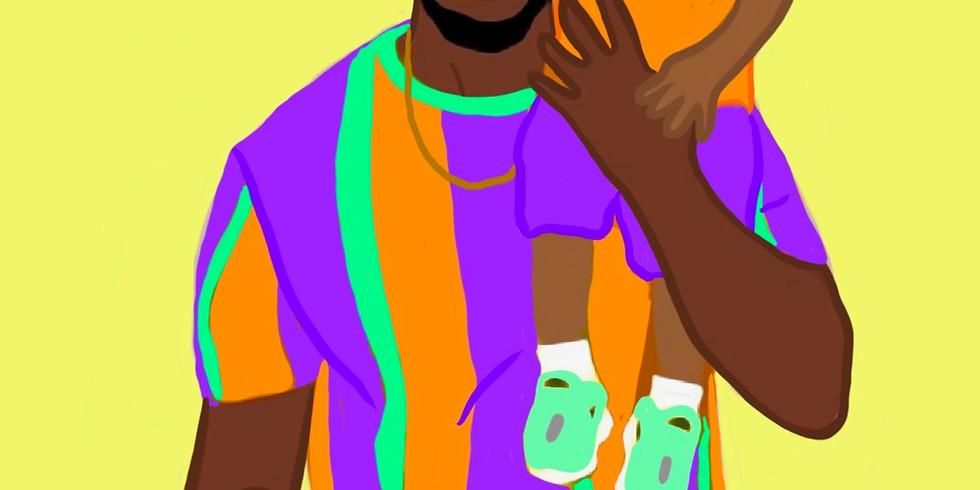06/20 My Hero Sip & Paint (In-Studio or Virtually)