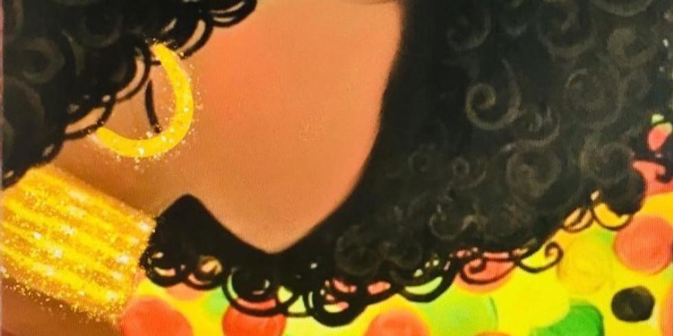 01/23 Fearless Paint & Sip (In-Studio or Virtual)