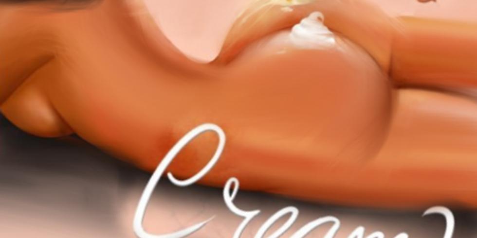 12/07 Peaches & Cream Sip & Paint