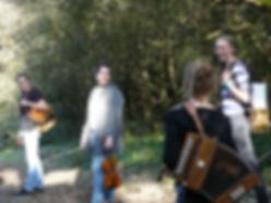 Les musiciens des Bé Vriott's