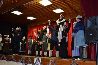 Tap Dou Païe, groupe folklorique vendéen, groupe folklorique de Vendée, la maraichine à trois par Tap Dou Païe