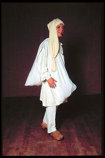 Costume traditionnel du Meunier début XXe