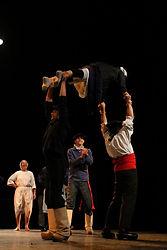 Tap Dou Païe, groupe folklorique vendéen, groupe folklorique de Vendée, la danse de la Batchule par Tap Dou Païe