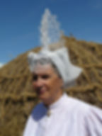 Coiffe traditionnelle Sablaise