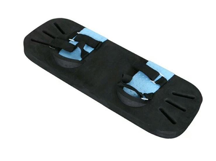 Trampoline snowboard