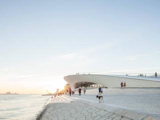 Modern architecture in Lisbon
