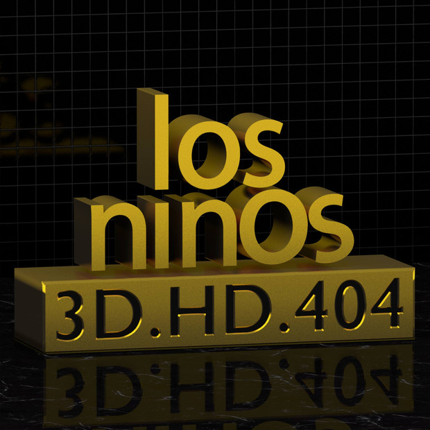 New Los Ninos concept 3D.HD.404