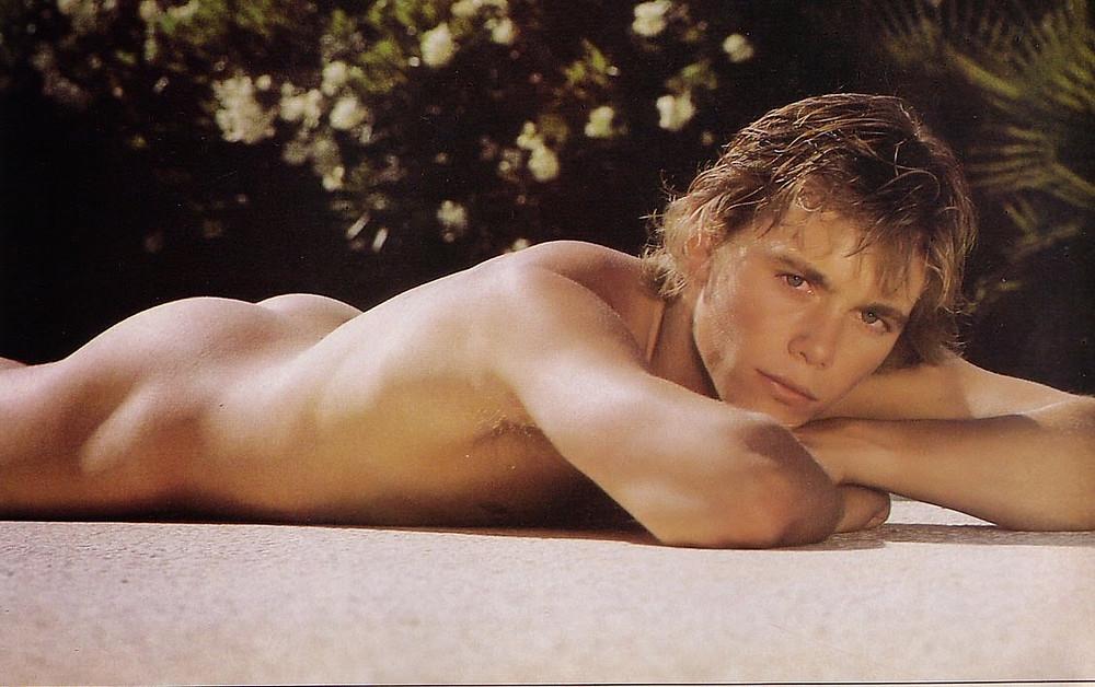 Christopher Atkins Blue Lagoon sexy nude