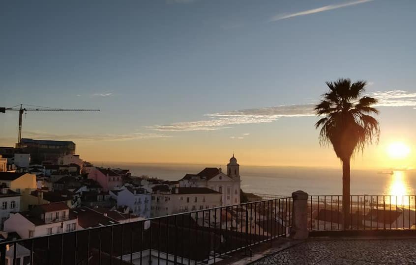 Lisbon Santa Luzia