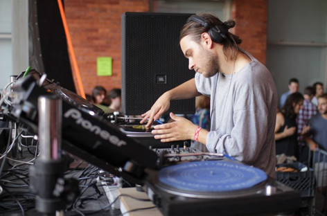 Hashman Deejay at our trio party