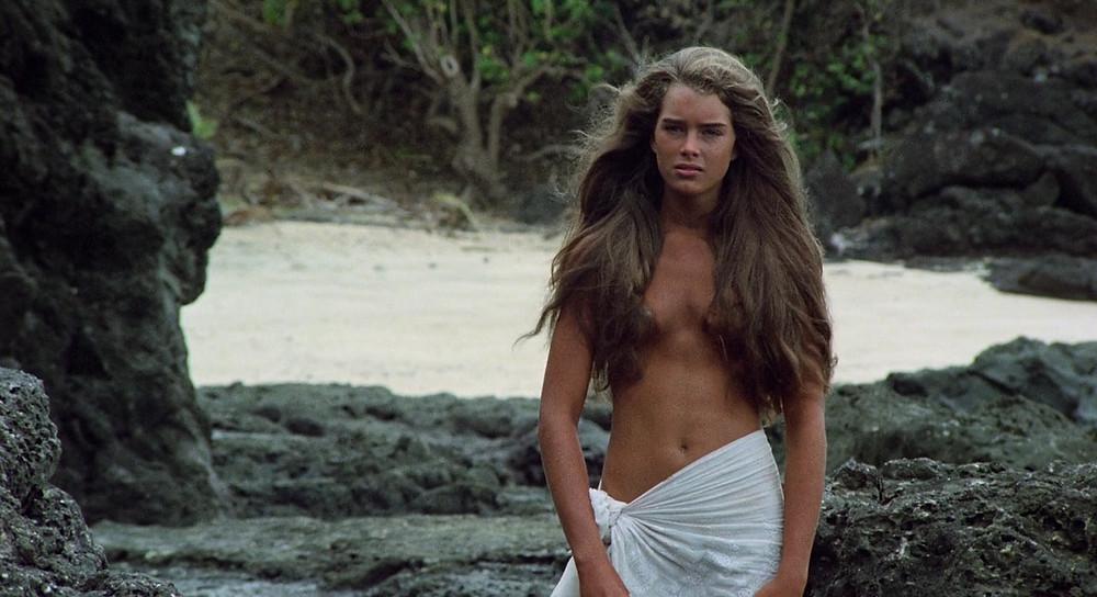 Brooke Shields Blue Lagoon sexy nude