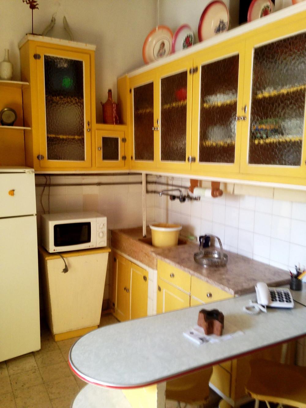 The 40s kitchen