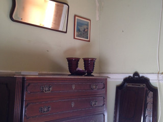 New old furniture for our bedroom