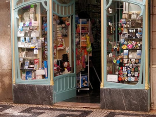 Wonderful stores in Lisbon