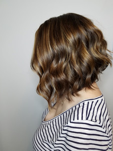 Blended Balayage for Brittany